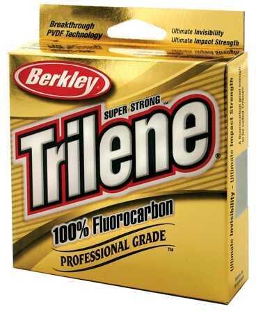 Berkley Trilene Fluorocarbon Professional Grad 110 Yards, Clear 12 lbs 1135073