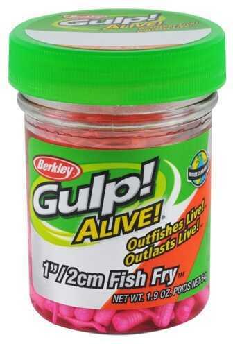 "Berkley Gulp! Alive! Fish Fry, 1"" Pink 1156576"