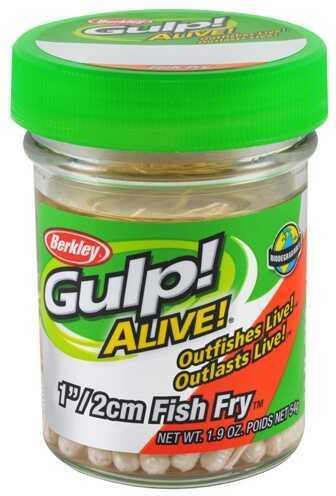 "Berkley Gulp! Alive! Fish Fry, 1"" Luma Glow 1156577"