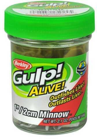 """Berkley Gulp! Alive! Minnow, 1"""" Smelt 1160753"""