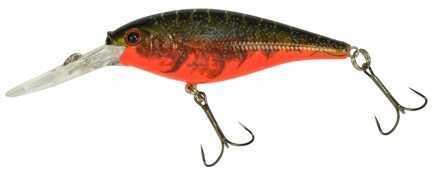 Berkley Flicker Shad Crankbait, 5cm Red Tiger 1202234