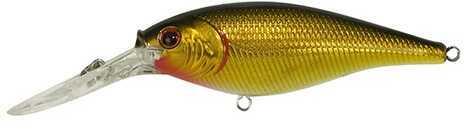 Berkley Flicker Shad, 4cm Black Gold 1241843