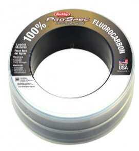 Berkley ProSpec 100% Fluorocarbon Leader, Clear 30 lb, 100 Yards 1259763