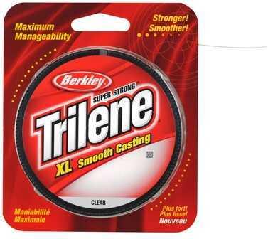 Berkley Filler Spool Trilene XL, Clear 330 Yards, 6 lb 1279670