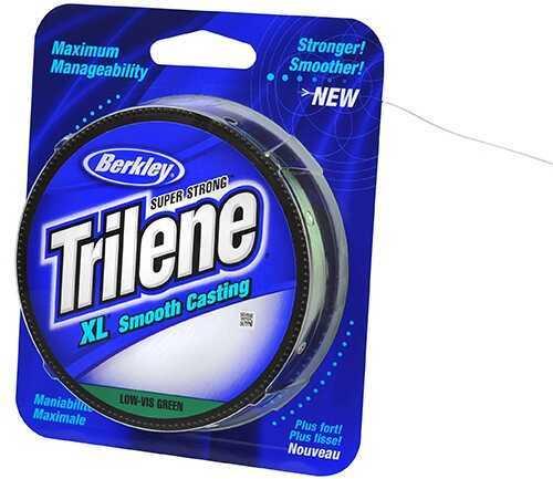 Berkley Filler Spool Trilene XL, Green 300 Yards, 14 lb Md: 1279684