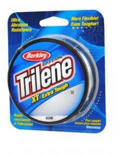 Berkley Filler Spool Trilene XT, Clear 330 Yards, 4 lb 1279695