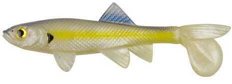 "Berkley Havoc Sick Fish, 4"" Chartreuse Shad 1280553"