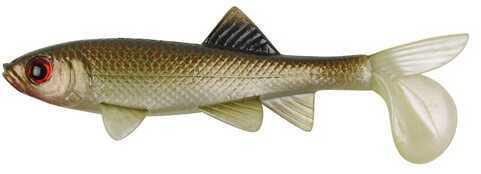 "Bering Optics Berk Havoc Sick Fish 4"" Grn Penny"