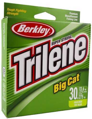 Berkley Trilene Big Cat Line, Solar 30 lb, 220 Yards Md: 1314415