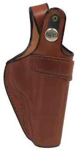 Bianchi 3S Pistol Pocket Leather Holster Plain Tan, Size 13, Left Hand 13778