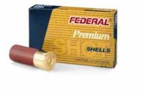 "Federal Cartridge 12 Gauge Shot shells Buckshot 2 3/4"" Max dram 9 Pellets 00 Buck (Per 5) P15400"