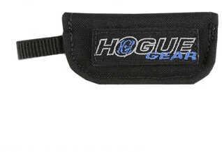 "Hogue Knife Pouch, Folding Knife, Black 3.5"", Velcro, Small 35094"