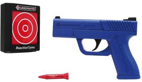 LaserLyte Training Tyme Kit: Laser, Pistol, Reaction Tyme Target TLB-RTK