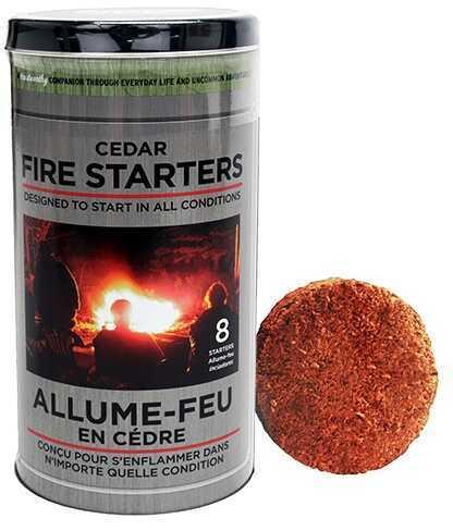 Zippo Cedar Fire Starter Tin 44023