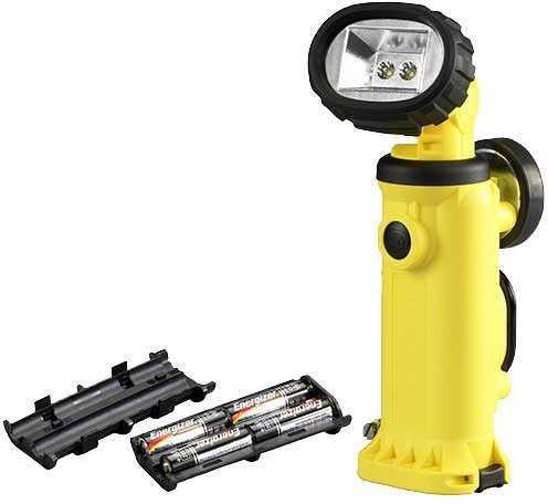 Streamlight Knucklehead HAZ-LO Light Flood, Alkaline, Yellow 91642