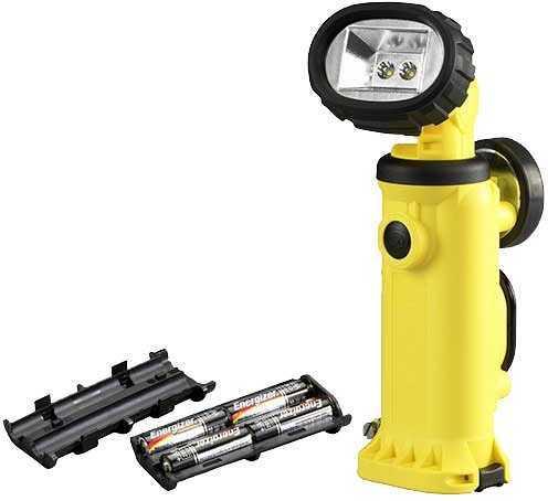 Streamlight Knucklehead HAZ-LO Light Spot Alkaline, Yellow 91742