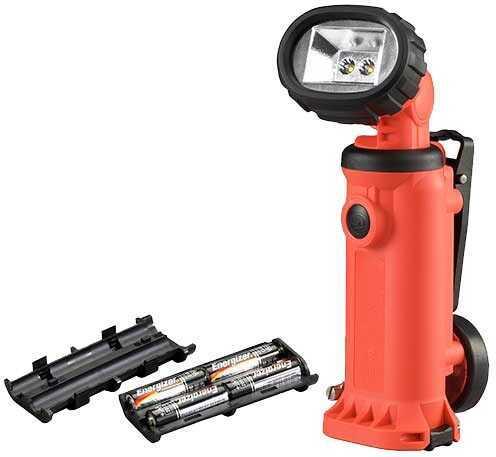 Streamlight Knucklehead HAZ-LO Light Spot Alkaline, Orange 91744