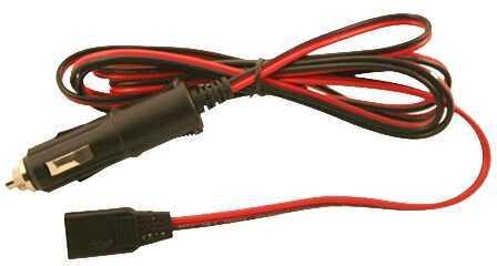 Vexilar Inc. 12v DC Power Cord Adapter for FL-8 &FL-18 PCDCA1
