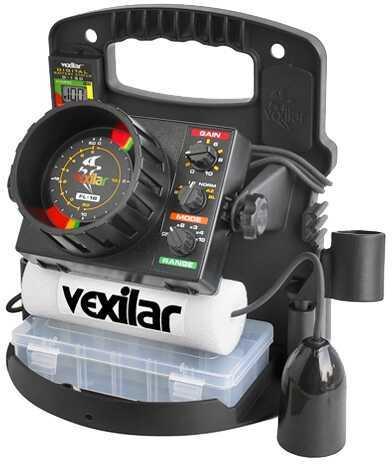 Vexilar Inc. FL-18 ProPack II & 12° Ice-Ducer PP1812D