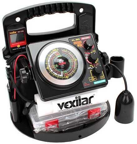 Vexilar Inc. FL-20 ProPack II & 12° Ice-Ducer PP2012D
