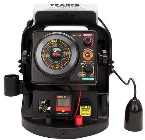 Vexilar Inc. FL-12 Ultra Pack 12° Ice-Ducer UP1212D