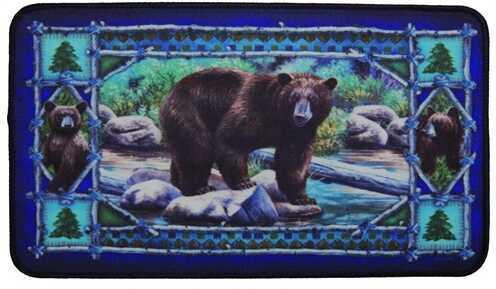 "Rivers Edge Products Door Mat, 30""x18"" Bear 1863"