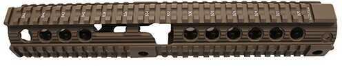 Troy Industries Charlie-CX Flat Dark Earth Md: SRAI-CHR-CXFT-00
