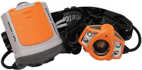 Princeton Tec Apex Led Headlamp Apex, White Led, Orange Md: APXL-Or