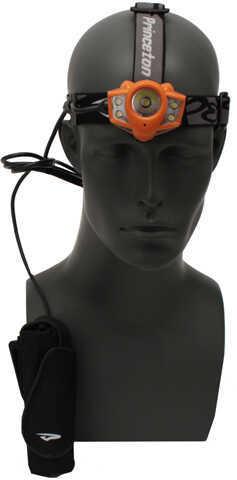 Princeton Tec Apex Led Headlamp Apex-Extreme, White Led, Orange Md: APXL-Ext-Or