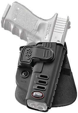 Fobus HK USP Full/Compact 9mm Rapid Release Level 2 Holster Roto-Belt Md: HKCHRB