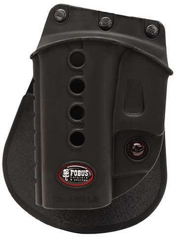 Fobus E2 Evolution Roto Paddle Holster Glock 17, 19, 22, 23, 26, 27, 33, 34, 35, Walther PK380, Left Hand GL2E2RPL