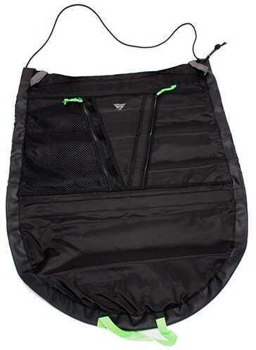 Seattle Sports Paddling 1/2 Skirt, Black X-Large Md: 055515