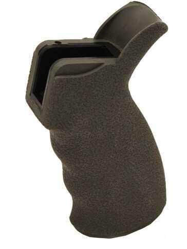 Ergo AR15/M16 SureGrip Aggressive Texture OD Green Md: 4009-OD
