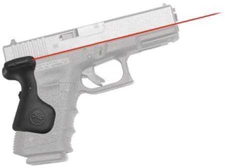 Crimson Trace Glock Gen 3 (19, 23, 25, 32, 38), Rear Activation Md: LG-639