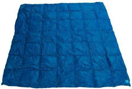 Big Agnes Down Comforter 600 Blue/Gray Md: CDCBG14