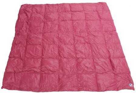 Big Agnes Down Comforter 600 Claret/Gray Md: CDCCG14