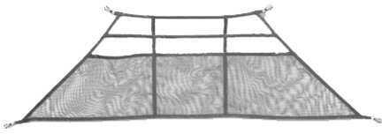 Big Agnes Gear Loft, Large Wall, Fits Burn Ridge 4 Md: AGLLGWALL9