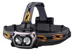 Fenix Wholesale Fenix Headlamp H Series 360 Lumen Dual Beam, Black Md: HP25-GRY