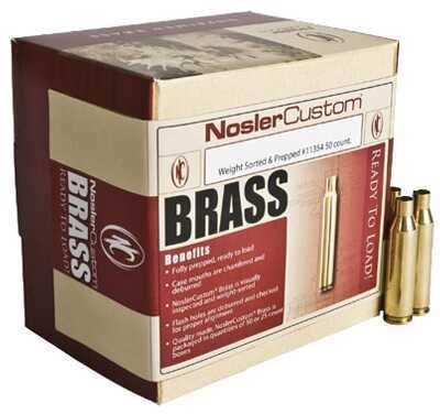 Nosler Brass 26 Nosler (Per 25) Md: 10140