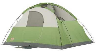 Coleman Evanston Tent 11' x 10', 6 Person Md: 2000001589