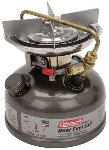 Coleman Dual Fuel Stove 1 Burner Sporster Md: 3000000792