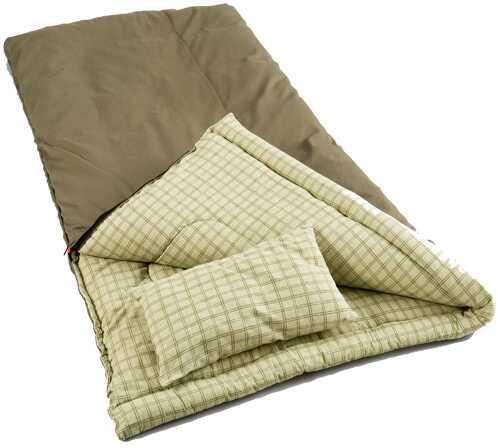 "Coleman Sleeping Bag Big Game 10 oz 40"" x 84"" Md: 2000000100"