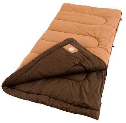 "Coleman Dunnock Cold Weather Sleeping Bag 39"" x 81"" 2000004457"