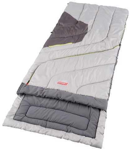 Coleman Sleeping Bag-Adjustable Comfort Big & Tall Md: 2000008058
