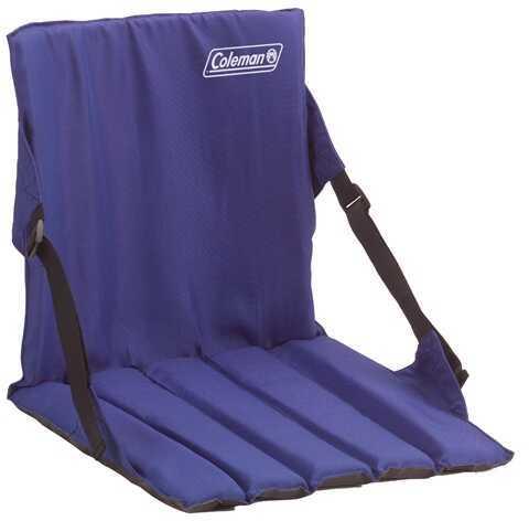 Coleman Chair Stadium Seat, Blue Md: 2000004525