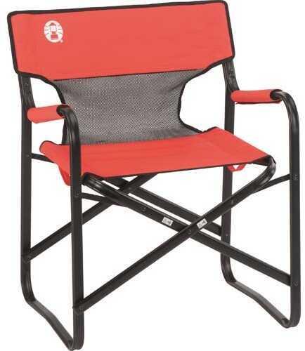 Coleman Chair Steel Deck w/Mesh Md: 2000009888