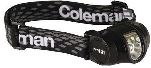 Coleman Headlamp CHT 15 3AAA, Grey/Black Md: 2000012262
