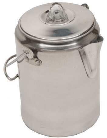 Coleman Coffee Pot 9 Cup Aluminum Md: 2000016428