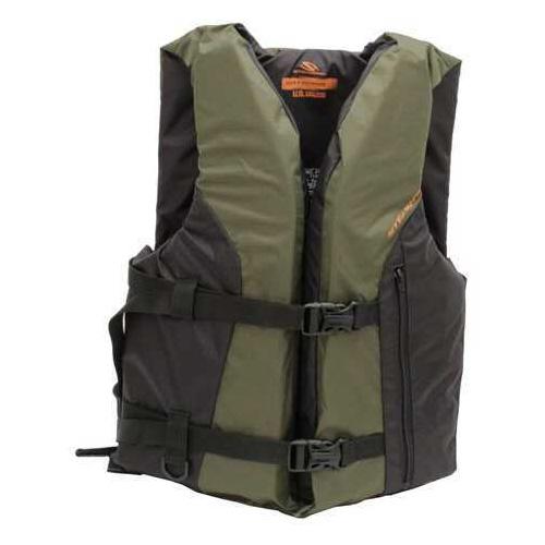 Stearns PFD 4100 Sport Vest Oversized Green Md: 2000013807