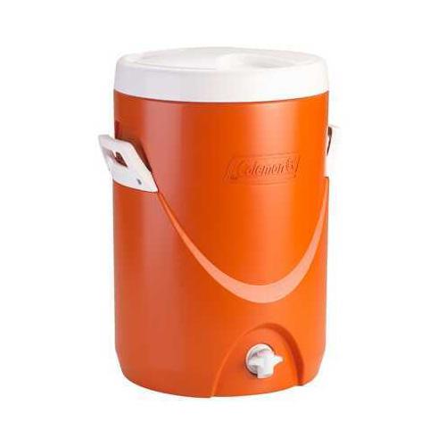 Coleman Cooler 5 Gal Beverage Orange Md: 3000000733